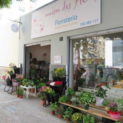 Floristería Maison des Fleurs