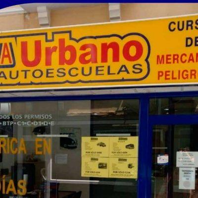 Urbano Autoescuelas Málaga
